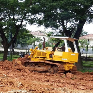 Dozer Cut And Fill Tanah