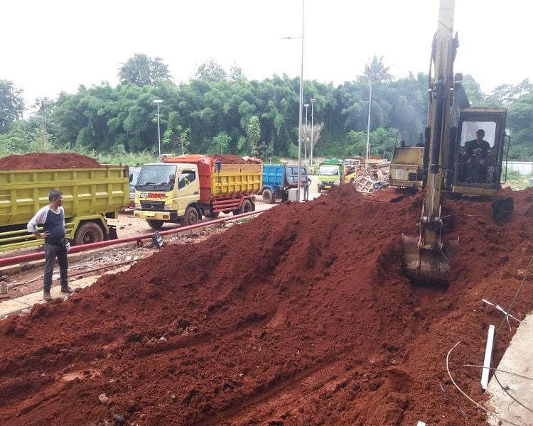 Harga Borongan Urugan Tanah Jakarta